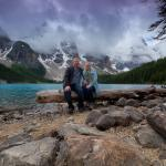 Sharon Jim Moraine Lake